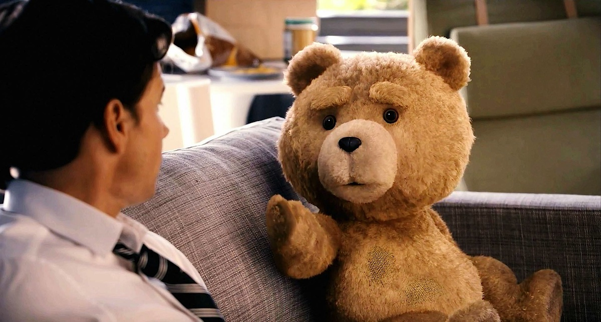 TED directed by Seth McFarlane